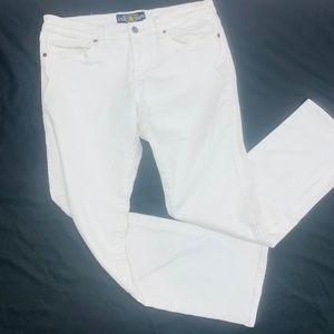 Lucky Brand Womens Jeans 8 White Sienna Tomboy